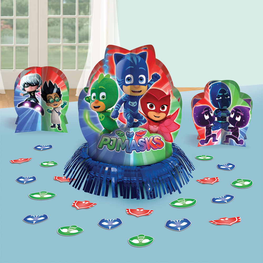 Featured Image for PJ Masks Table Decor Kit