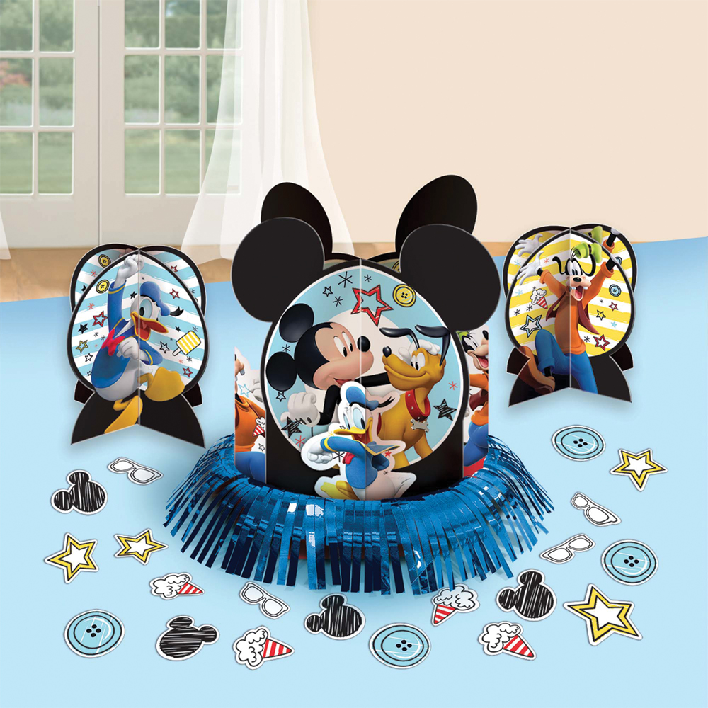 Featured Image for Disney Mickey Table Decor Kit