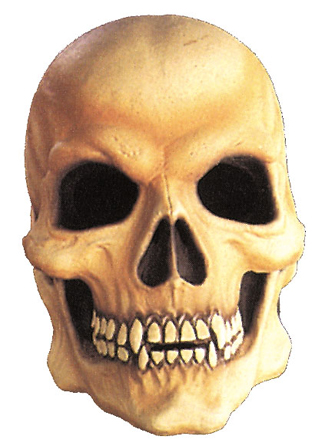 Featured Image for Vampire Skull Mask