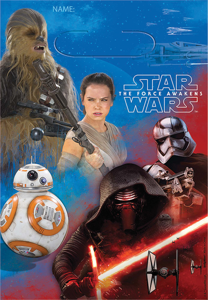 Featured Image for Star Wars VII Loot Bags – Pack of 8