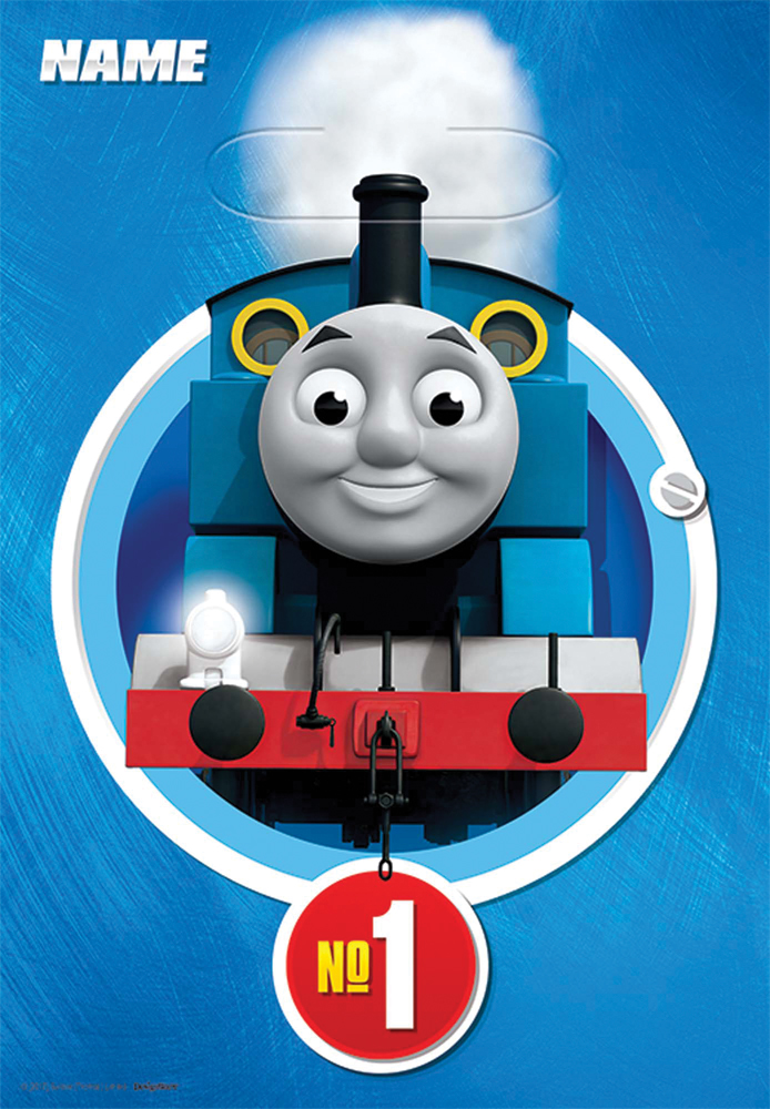 Featured Image for Thomas The Tank Loot Bags – Pack of 8