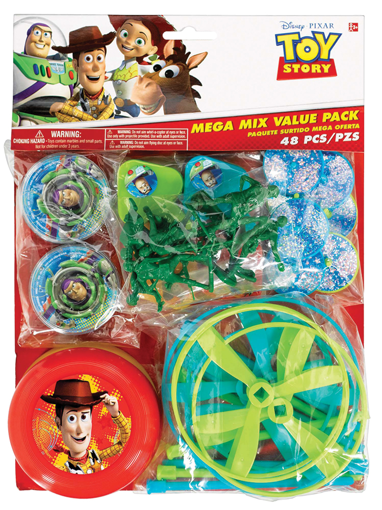 Featured Image for Disney Toy Story Favor Value Pack