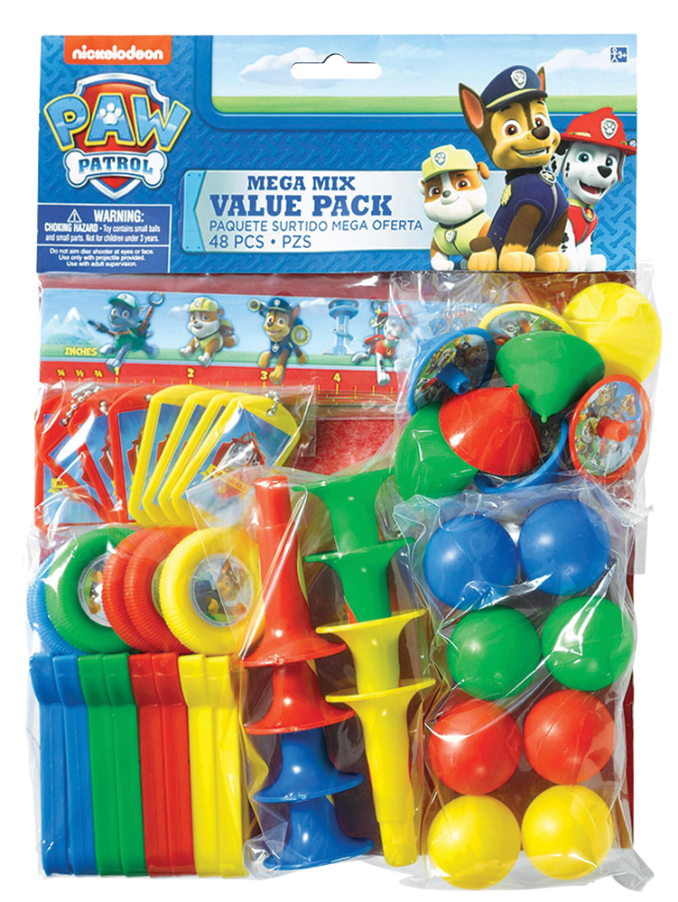 Featured Image for PAW Patrol Favor Value Pack
