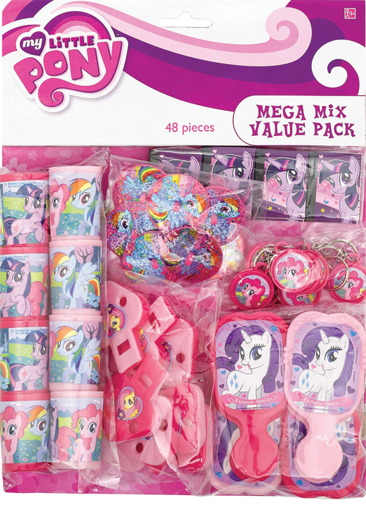 Featured Image for My Little Pony Friendship Favor Value Pack