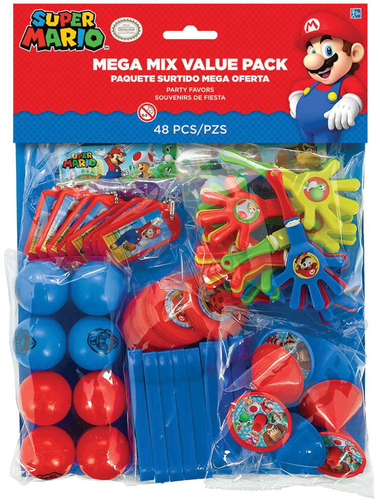 Featured Image for Super Mario Favor Value Pack