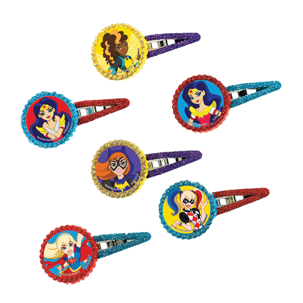 Featured Image for DC Superhero Girls Barrette