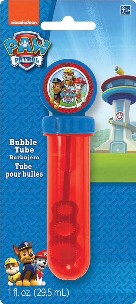 Featured Image for PAW Patrol Bubble Tube