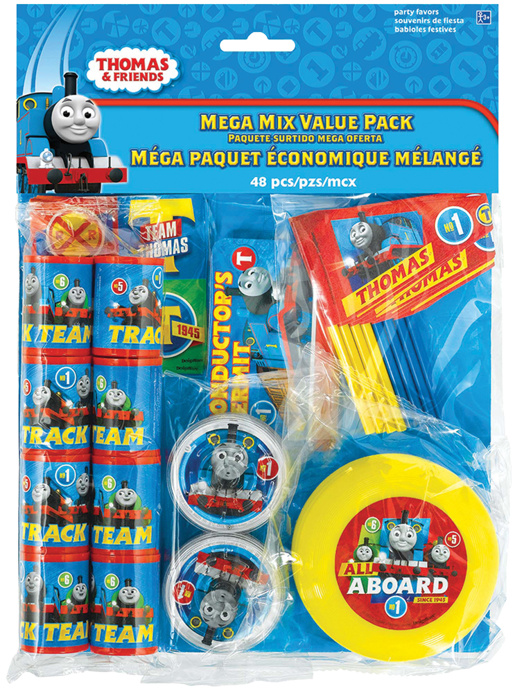 Featured Image for Thomas The Tank Favor Value Pack