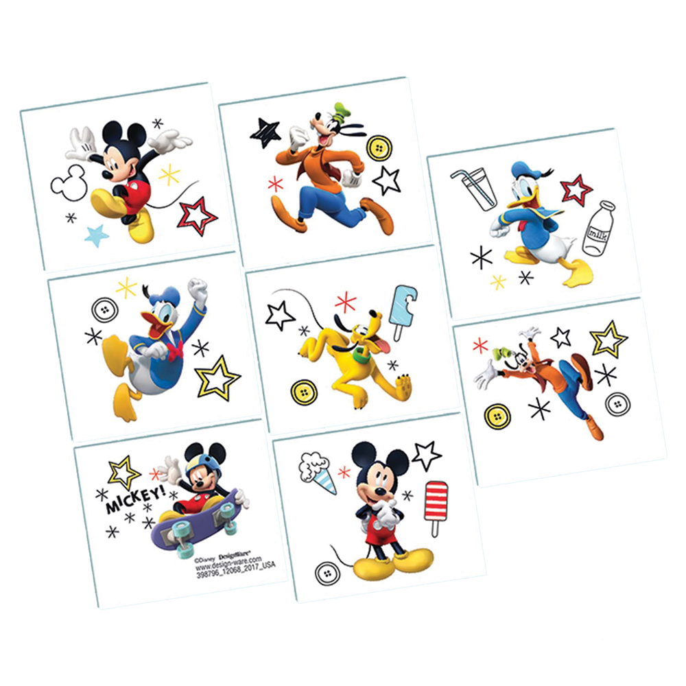 Featured Image for Disney Mickey Tattoos