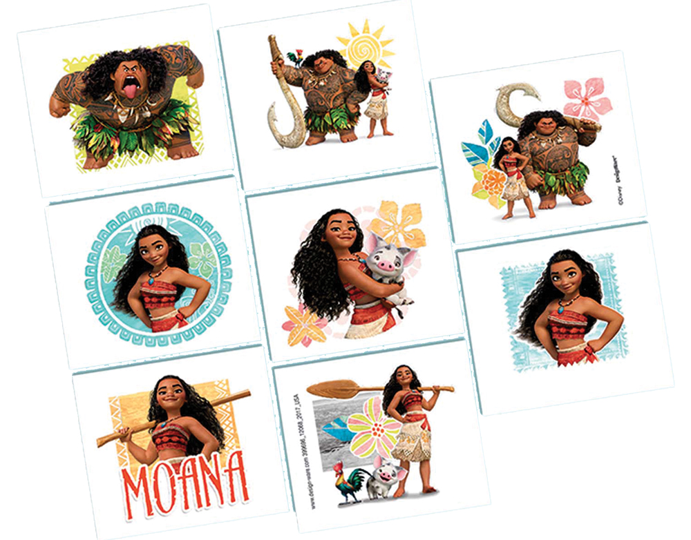 Featured Image for Moana Tattoos