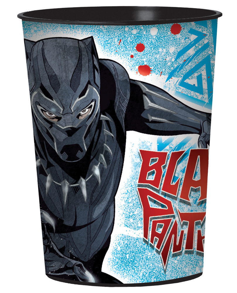 Featured Image for 16oz Black Panther Favor Cup 1-Count