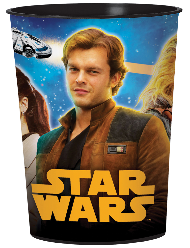Featured Image for 16oz Star Wars Favor Cup 1-Count