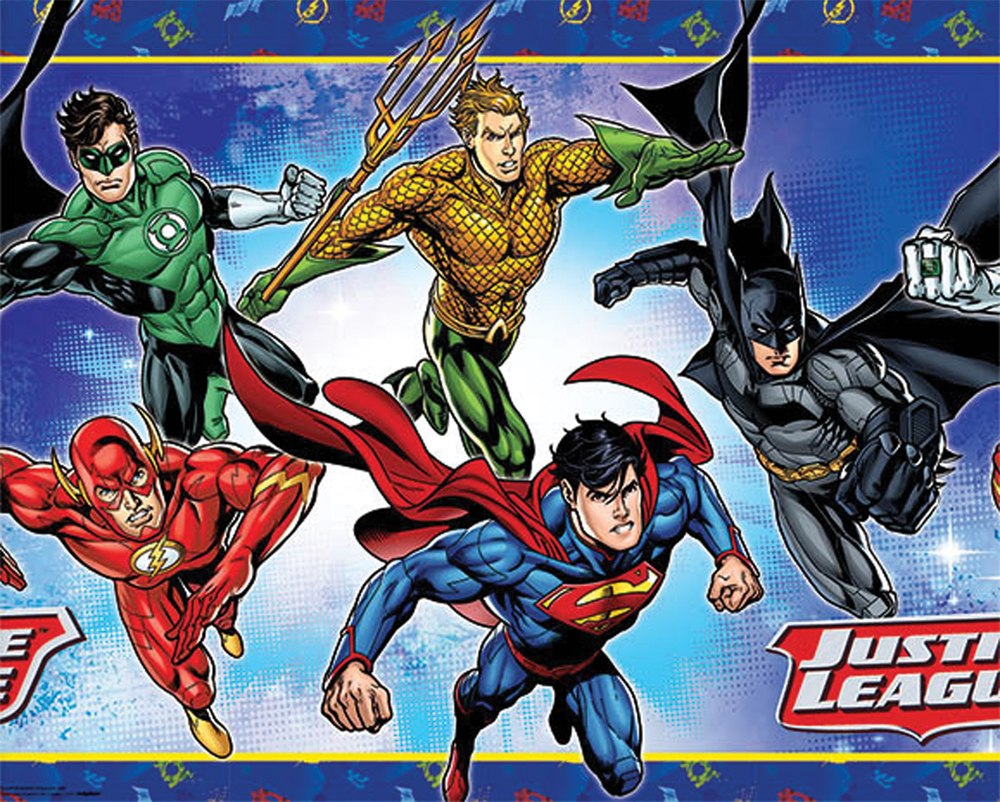 Featured Image for Justice League Table Cover