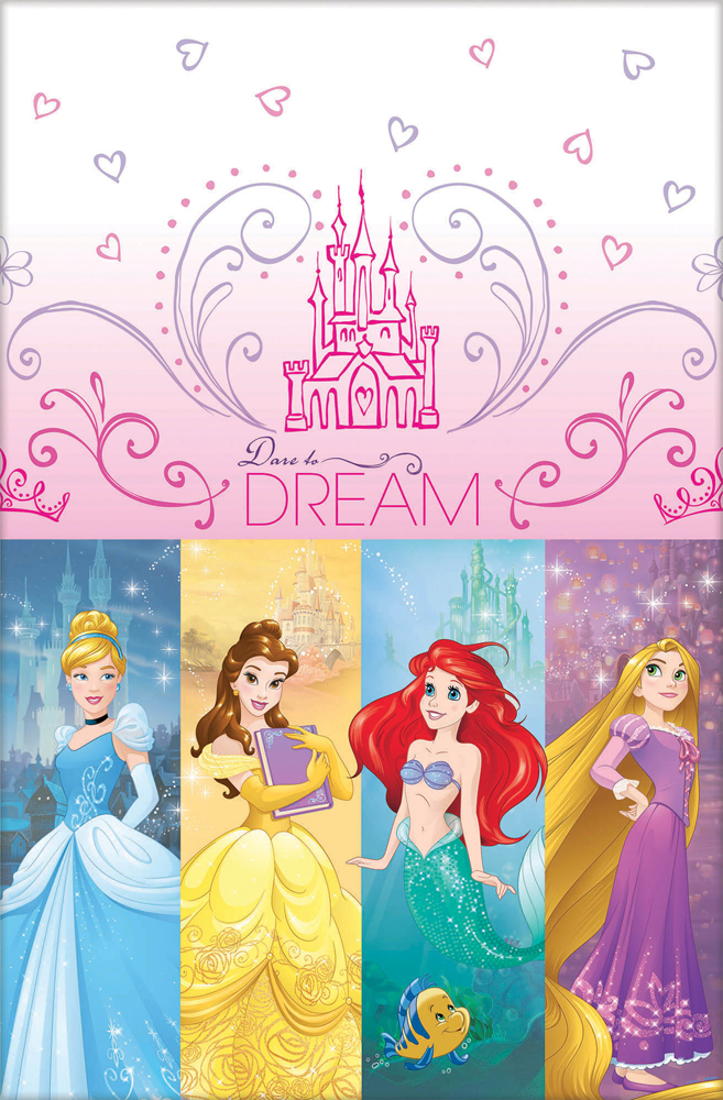 Featured Image for Disney Princess Table Cover