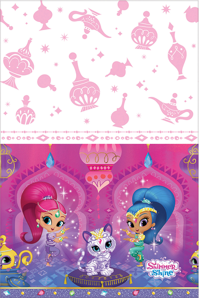 Featured Image for Shimmer Shine 1st Table Cover