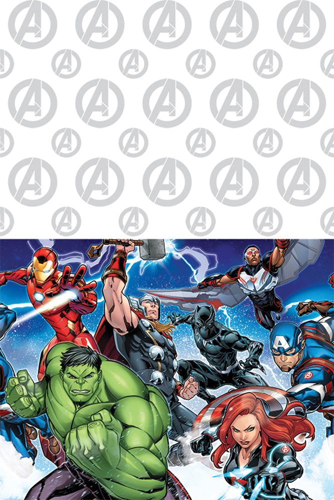 Featured Image for Avengers Table Cover