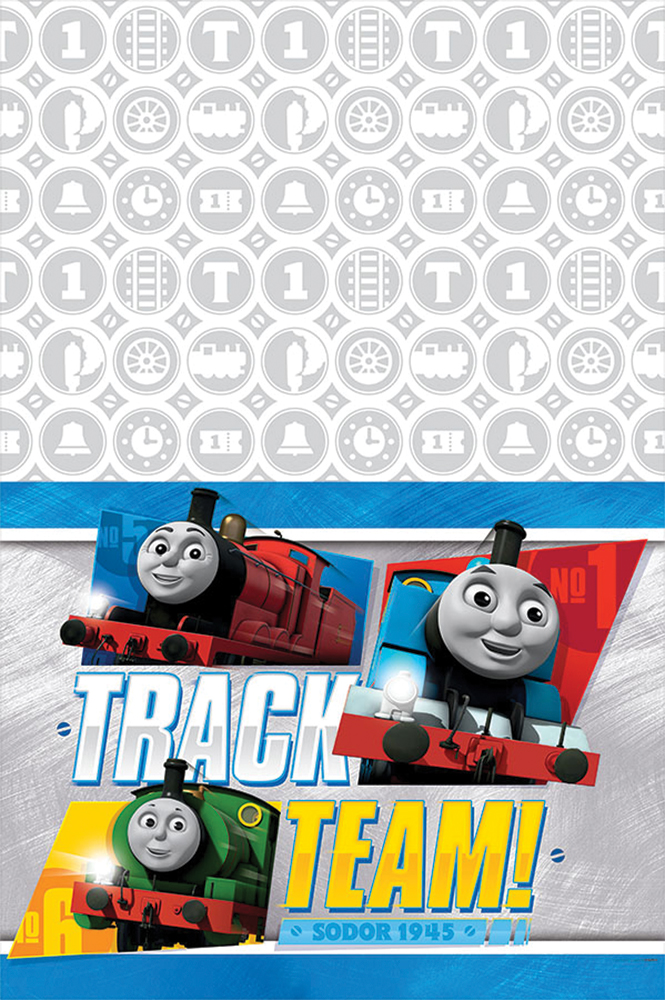 Featured Image for Thomas The Tank Table Cover