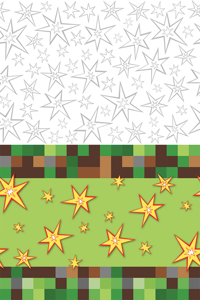 Featured Image for Minecraft Table Cover