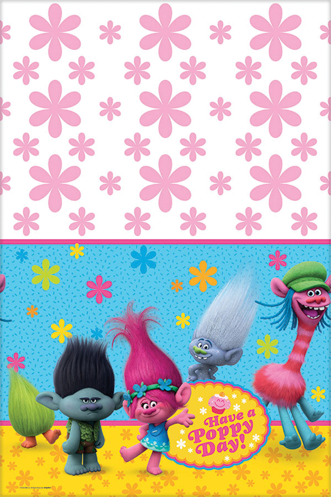 Featured Image for Trolls Table Cover