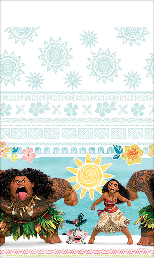 Featured Image for Moana Table Cover