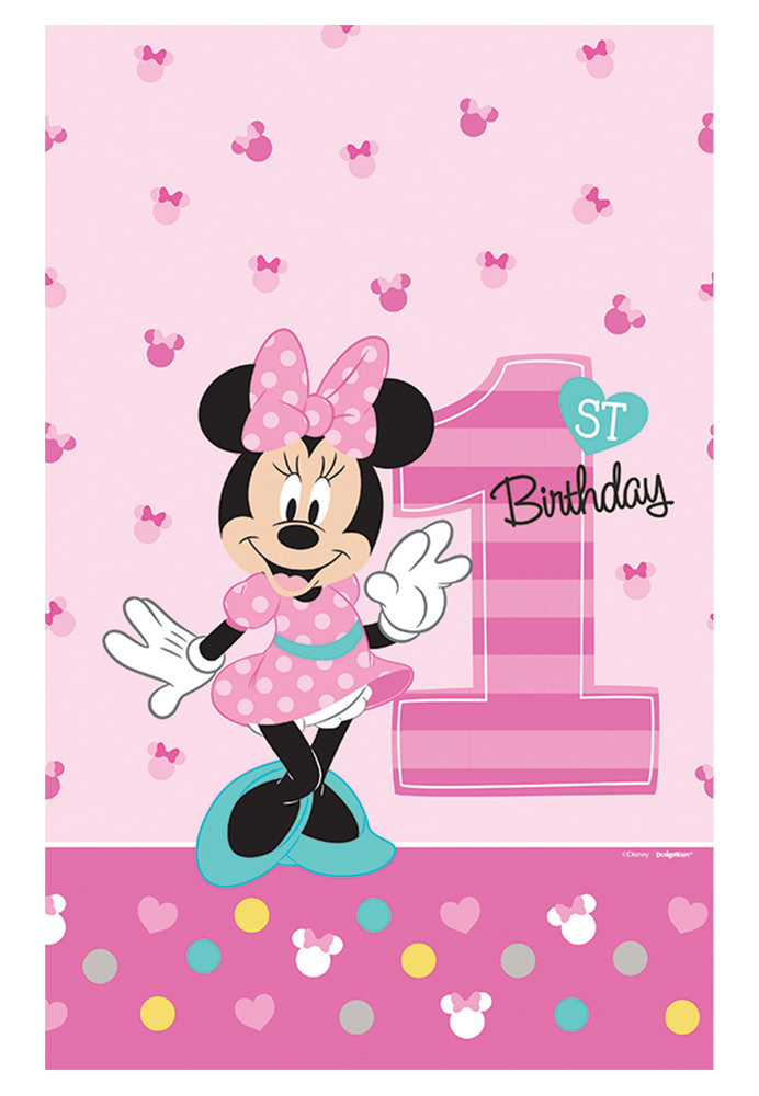 Featured Image for Minnie 1st Table Cover