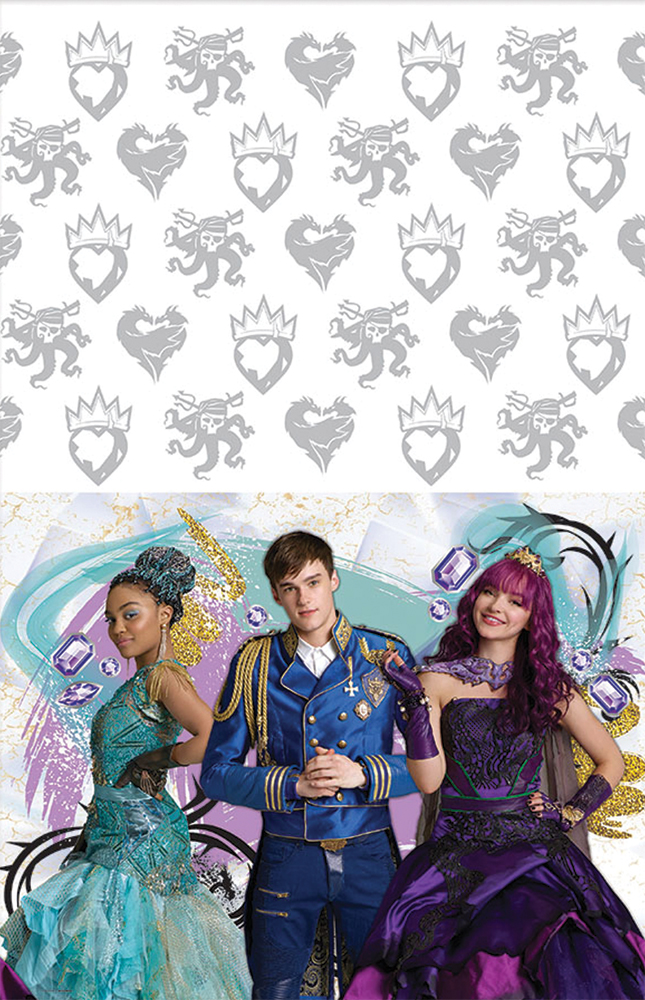 Featured Image for Disney Descendants 2 Table Cover