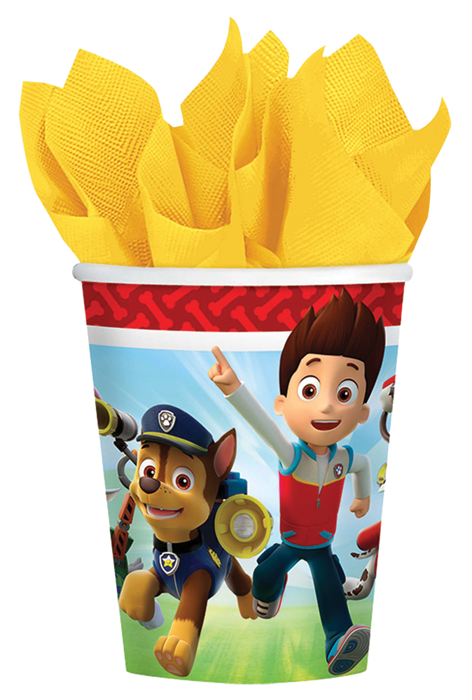 Featured Image for 9oz PAW Patrol Cups – Pack of 8