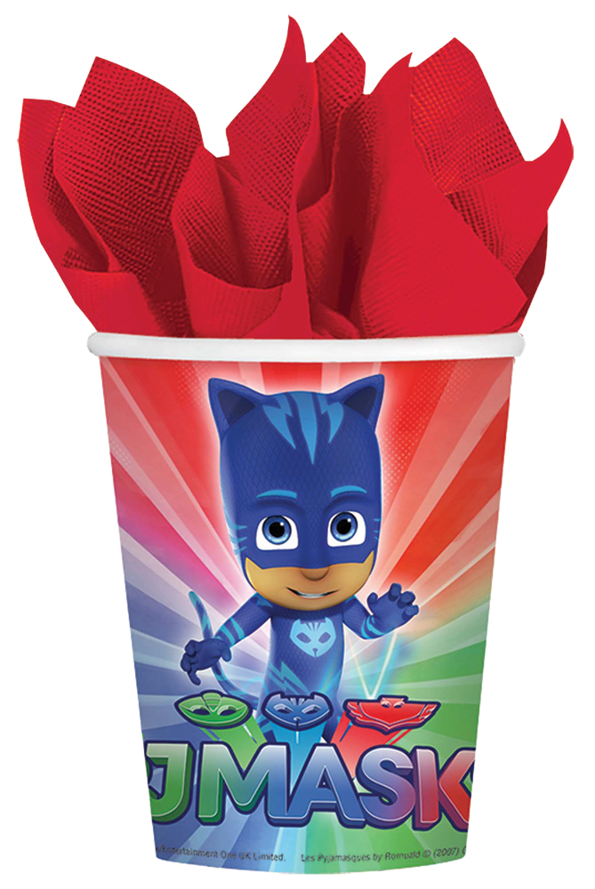 Featured Image for 9oz PJ Masks Cups – Pack of 8