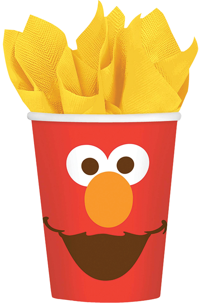 Featured Image for 9oz Elmo 1st Cups – Pack of 8