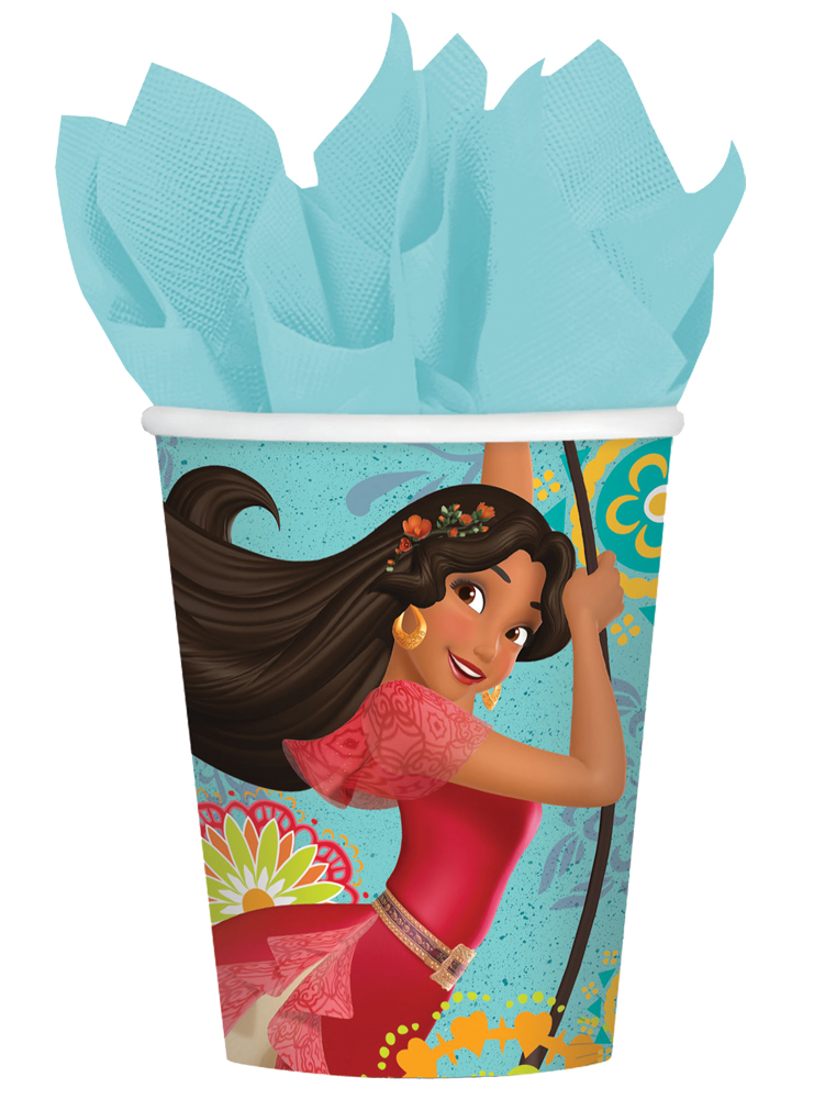 Featured Image for 9oz Elena of Avalor Cups – Pack of 8