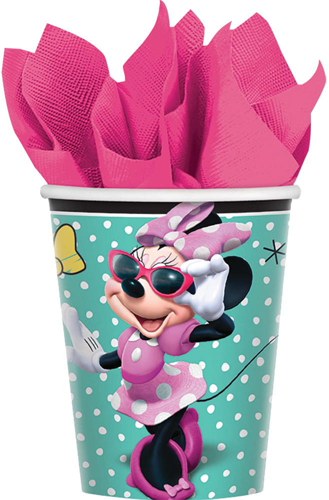 Featured Image for 9oz Minnie Helpers Cups – Pack of 8
