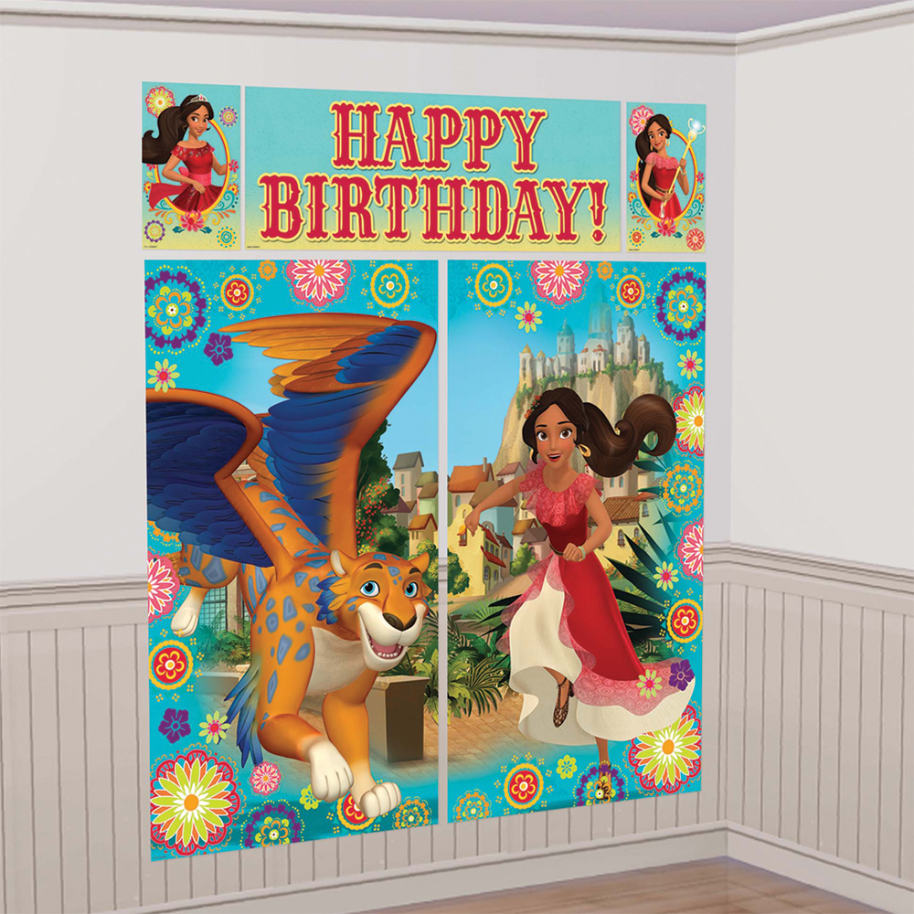 Featured Image for Elena of Avalor Wall Kit