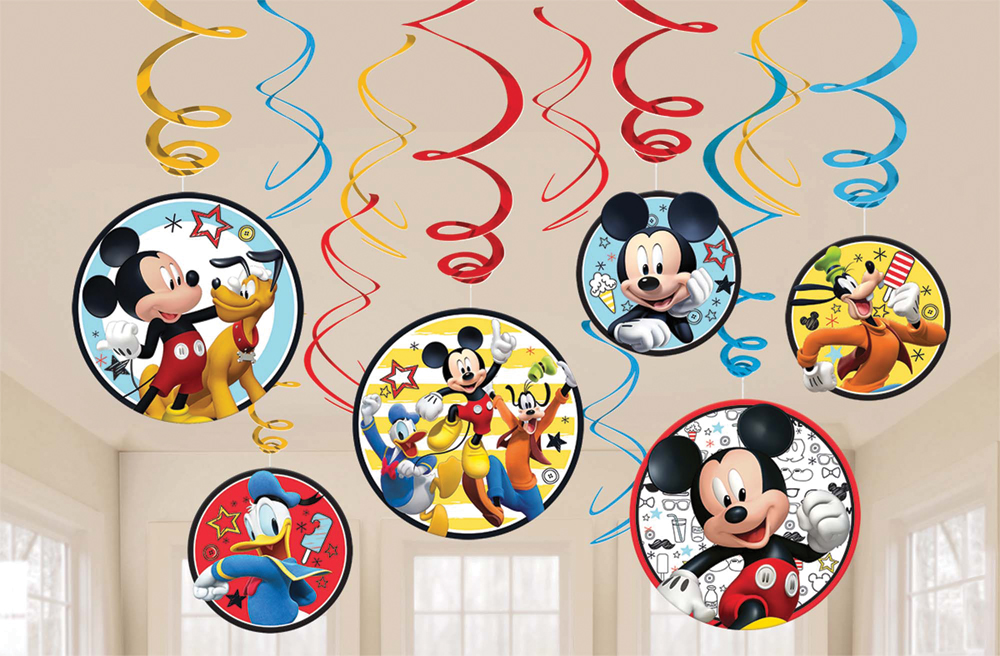 Featured Image for Disney Mickey Foil Decor