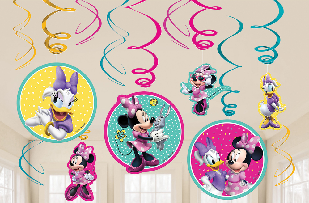 Featured Image for Minnie Helpers Foil Decor