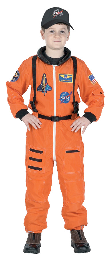 Featured Image for Boy's Astronaut Costume