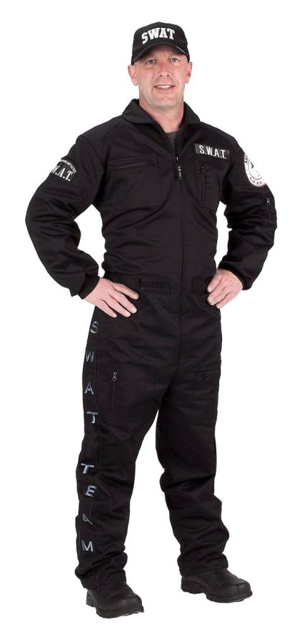 Featured Image for Men's SWAT Costume
