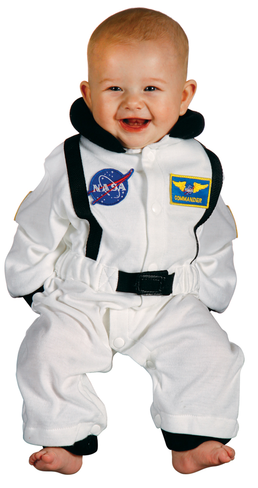 Featured Image for Infant Astronaut Suit Romper