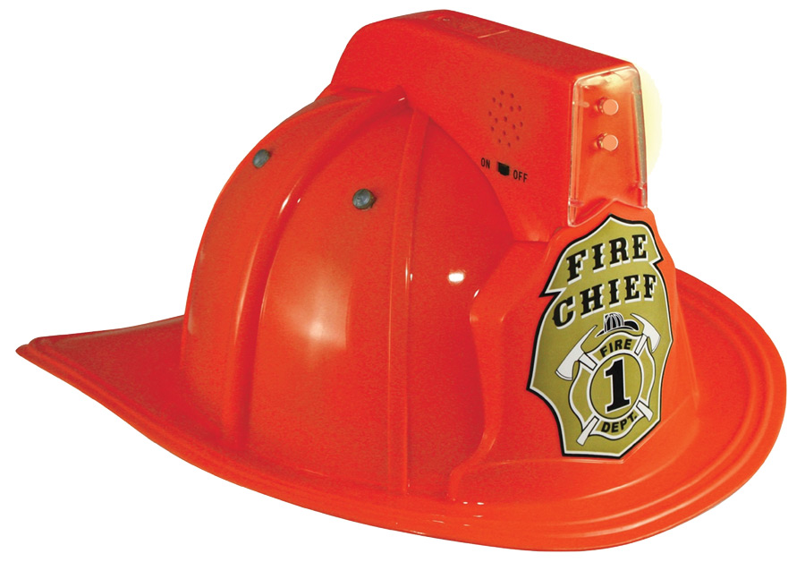 Featured Image for Jr. Fire Chief Helmet