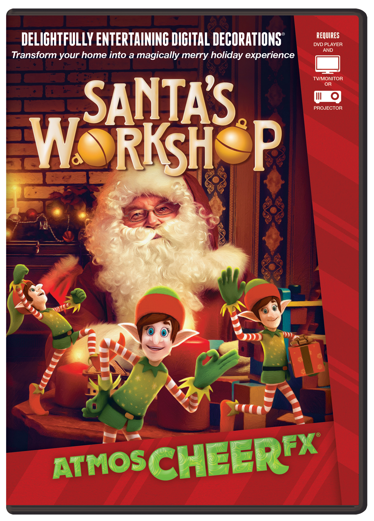Featured Image for AtmoscheerFX Santa's Workshop