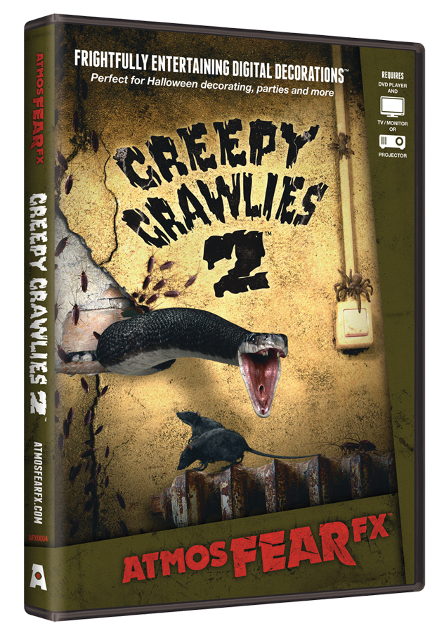 Featured Image for AtmosfearFX Creepy Crawlies 2