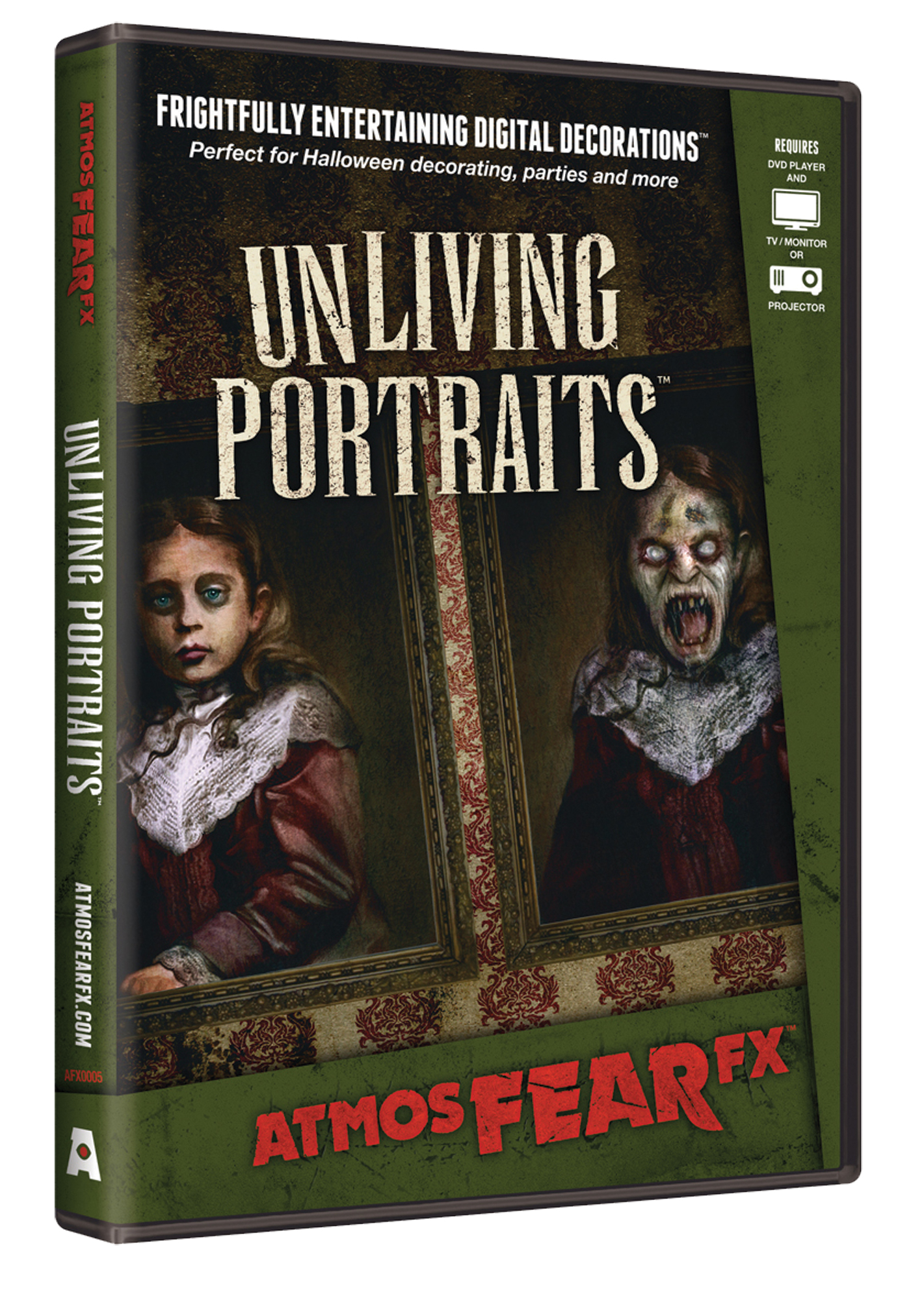 Featured Image for AtmosfearFX Unliving Portraits