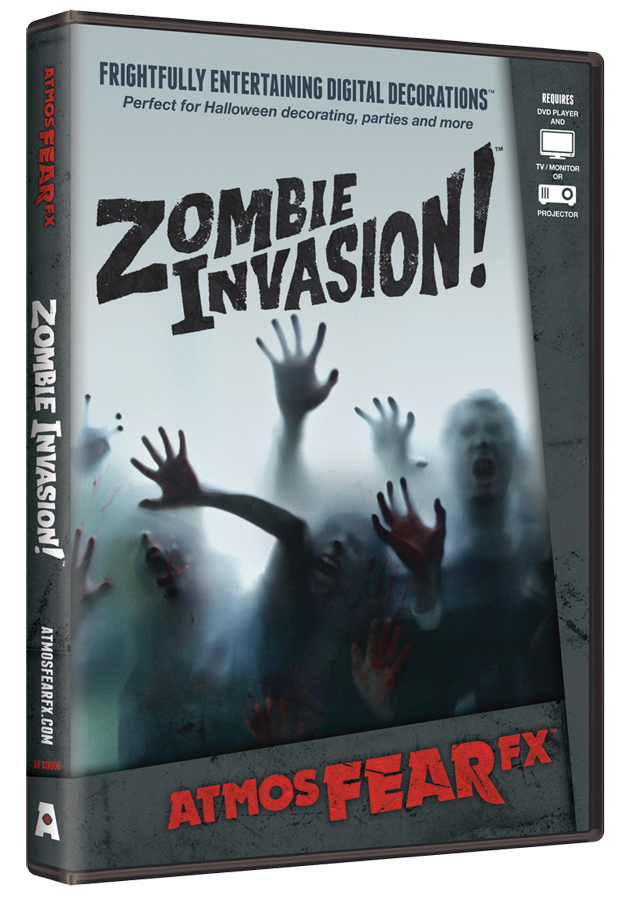 Featured Image for AtmosfearFX Zombie Invasion!