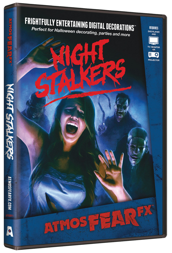 Featured Image for AtmosfearFX Night Stalkers DVD