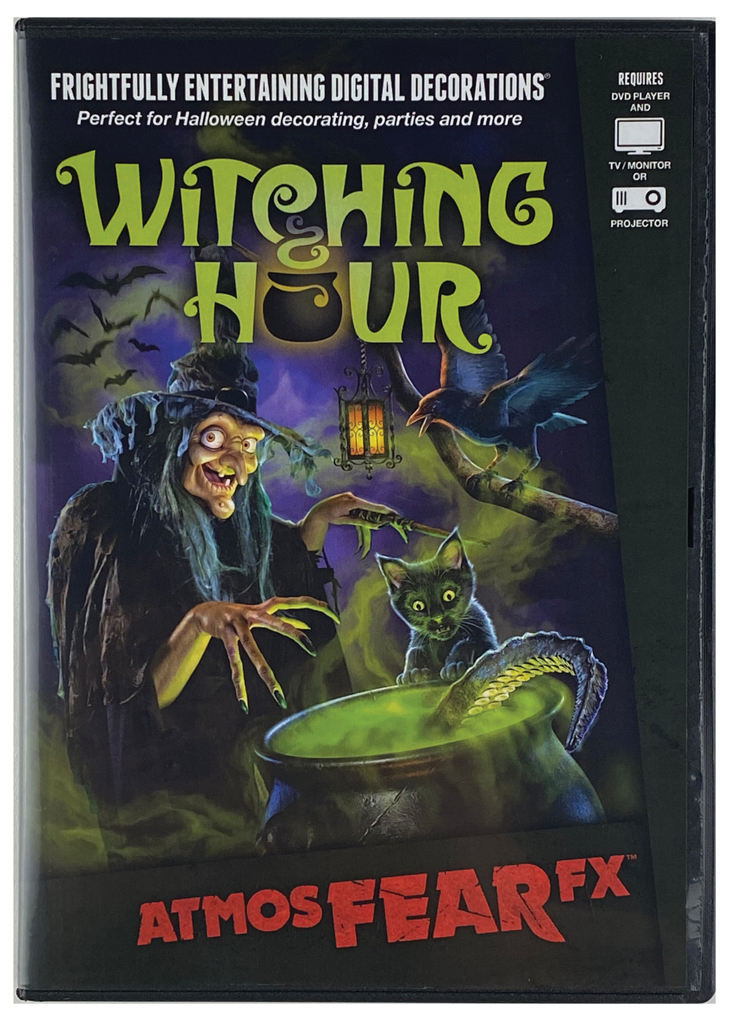 Featured Image for AtmosfearFX Witching Hour DVD
