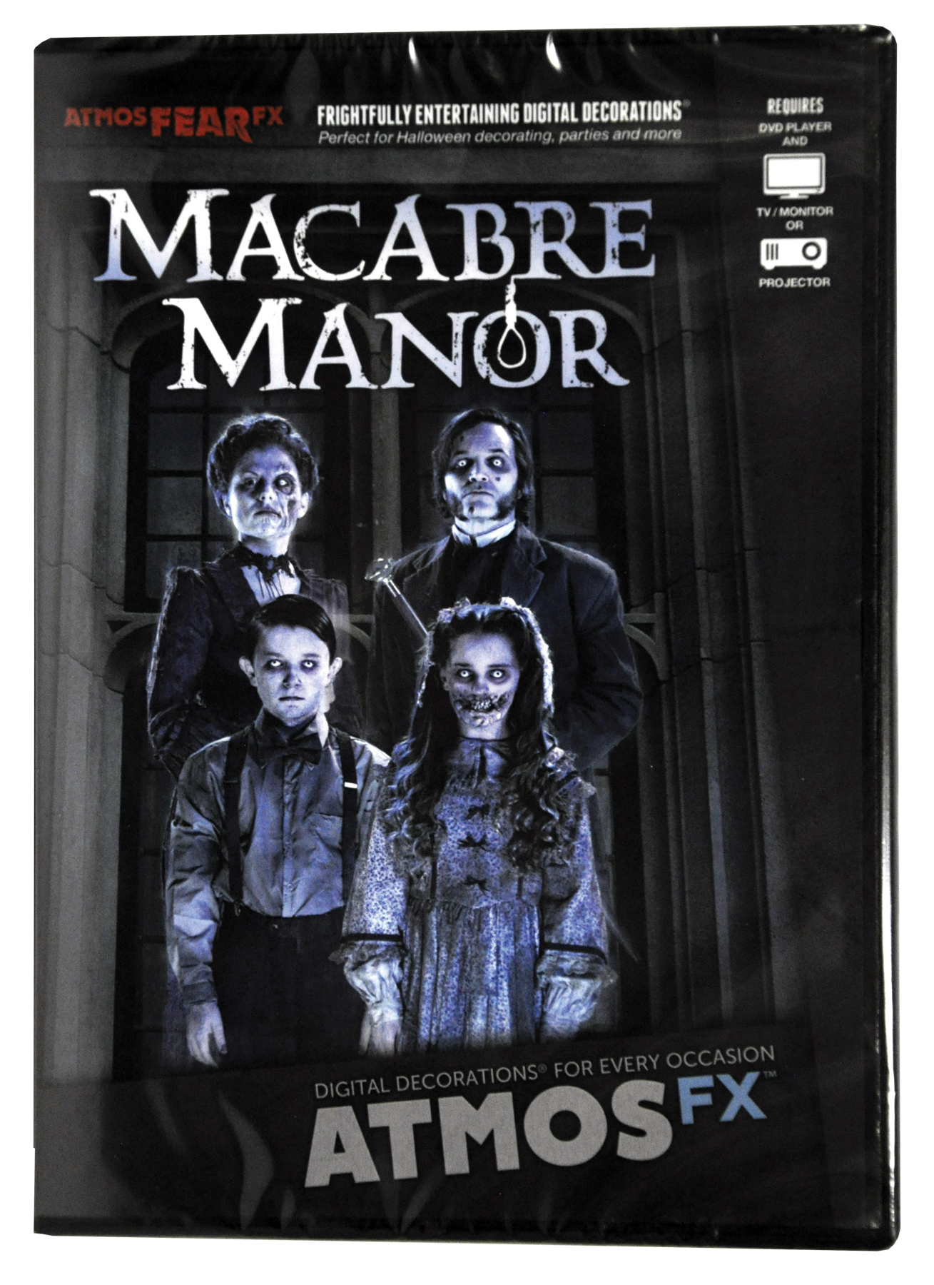 Featured Image for AtmosfearFX Macabre Manor DVD