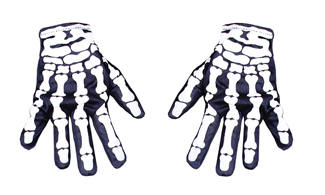 Featured Image for Glove Skeleton Hand Not Glow