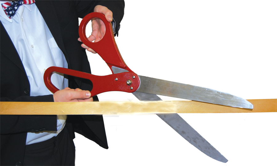 Featured Image for Scissors Ribbon Cutting