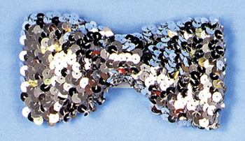 Featured Image for Sequin Bow Tie
