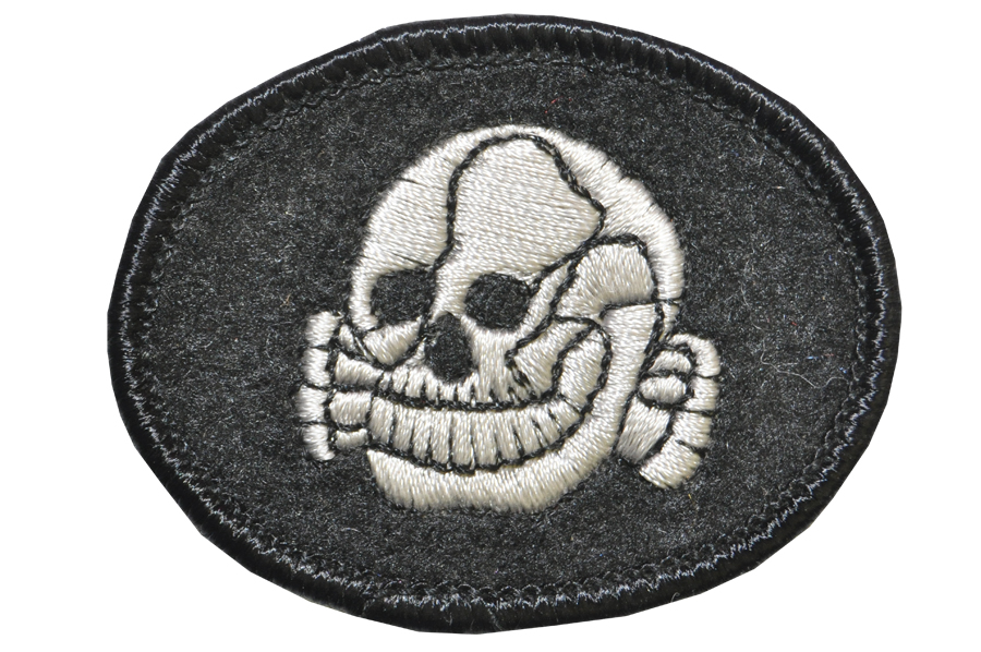 Featured Image for Patch Skull
