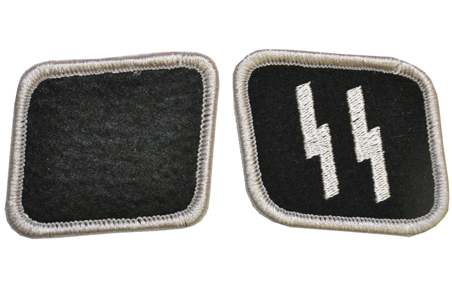 Featured Image for SS Collar Tabs Pair